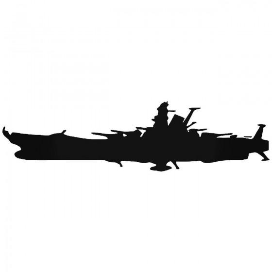 Japanese Yamato Battleship...