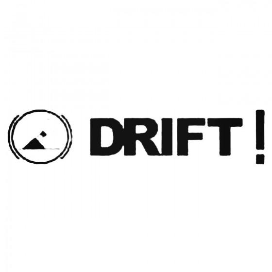 Jdm Drift Handbremse Decal...