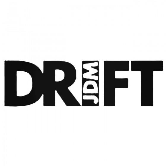 Jdm Drift Jdm Decal Sticker