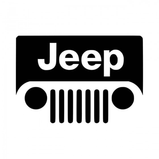 Jeep Aftermarket Vinyl...