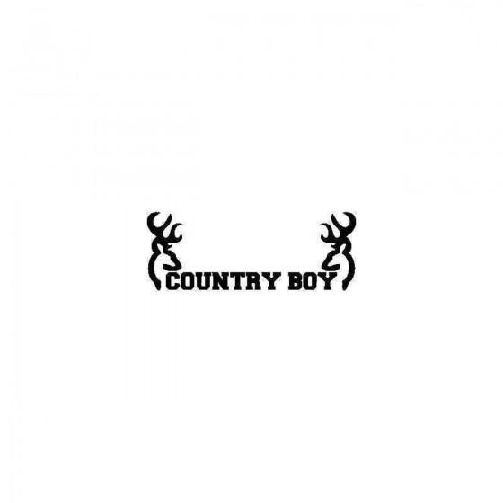 Jeep Country Boy Vinyl...