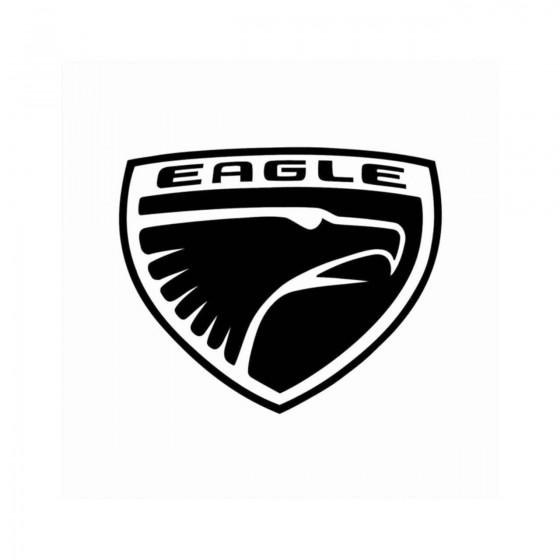 Jeep Eagle Plein Vinyl...