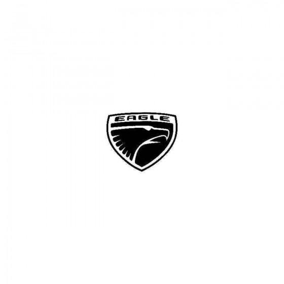 Jeep Eagle Vinyl Decal Sticker