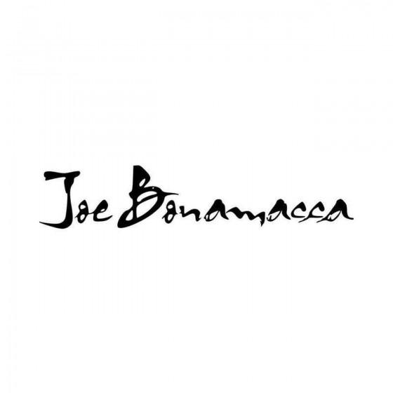 Joe Bonamassa Band Logo...