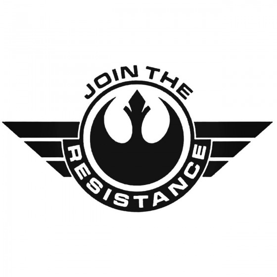 Join The Resistance Badge...