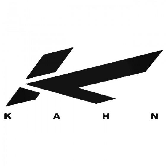 Kakimoto Racing 01 Decal...