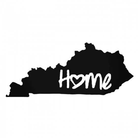Kentucky Home Style 2 Decal...