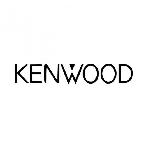 Kenwood Audio Vinyl Decal...