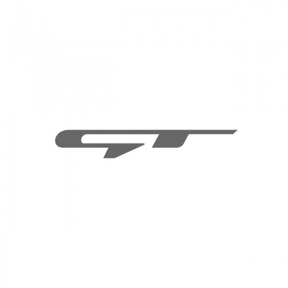 Kia Gt Vinyl Decal Sticker