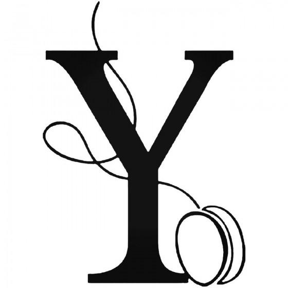 Kids Illustrated Letter Y...