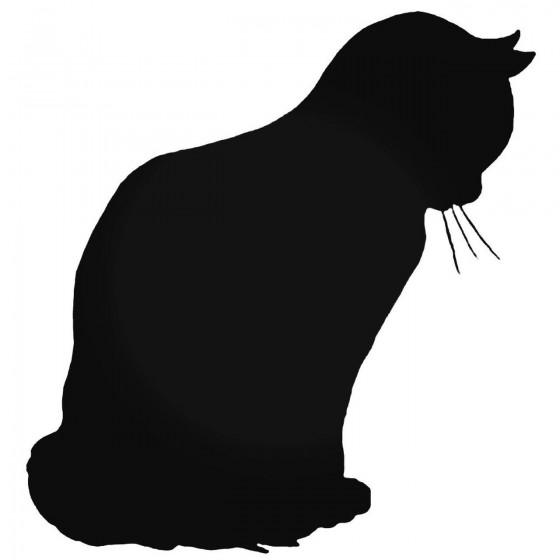 Kitten Sad Decal Sticker
