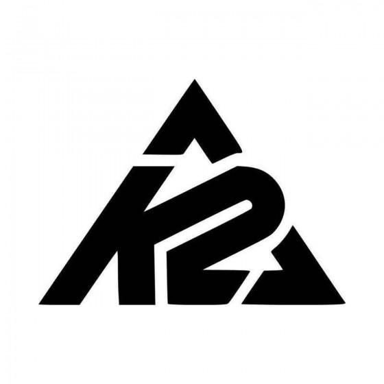 K Sports Symbol Vinyl Decal...