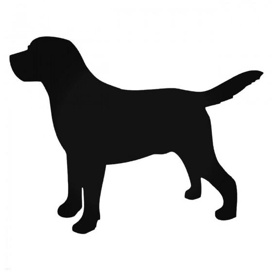 Labrador Dog Decal Sticker