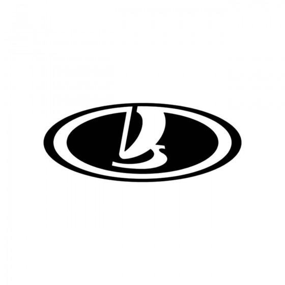 Lada Logo Seul Vinyl Decal...