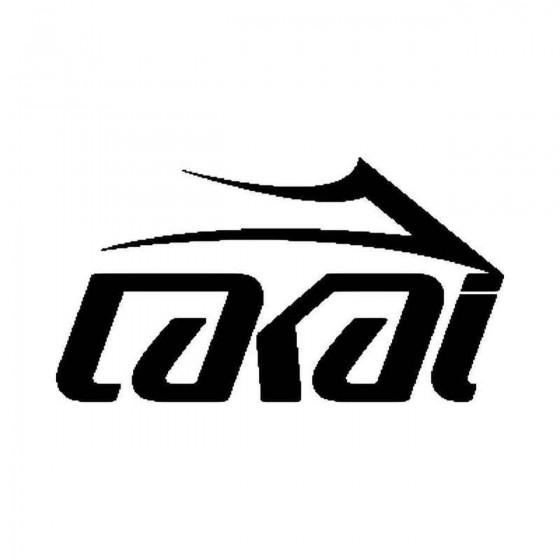 Lakai Vinyl Decal Sticker
