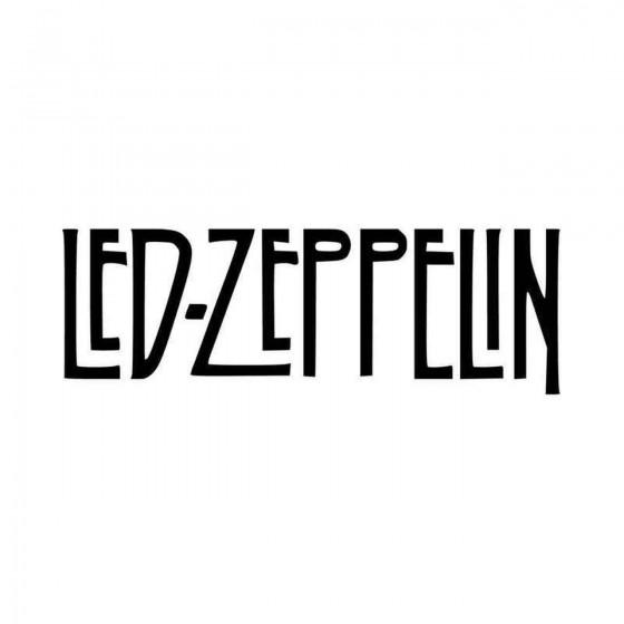 Led Zeppelin Band Vinyl...