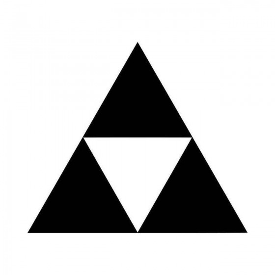Legend Of Zelda Triforce...