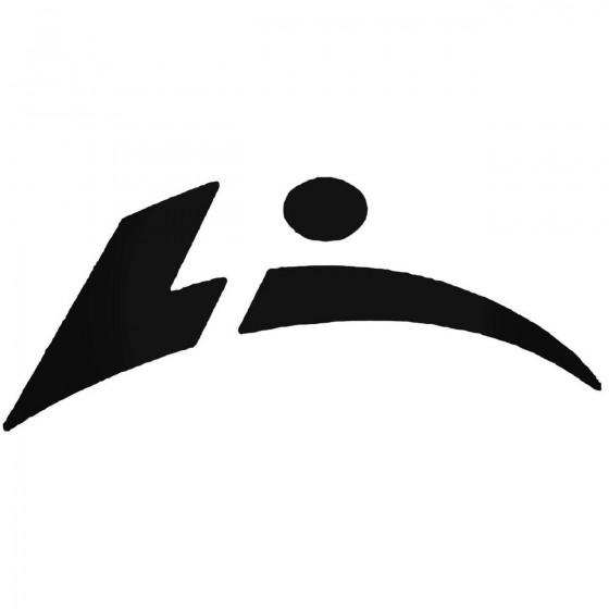Liga Decal Sticker