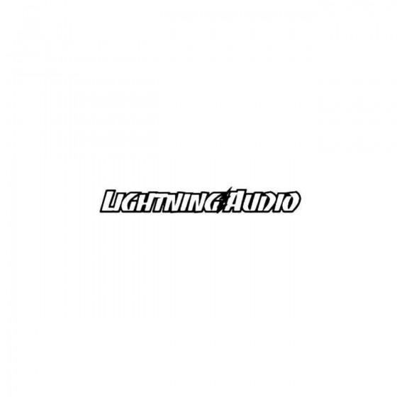 Lightning Audio Logo 1...