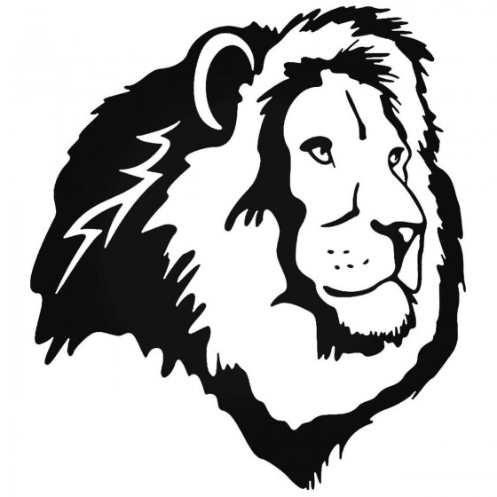 Lion 354 Decal