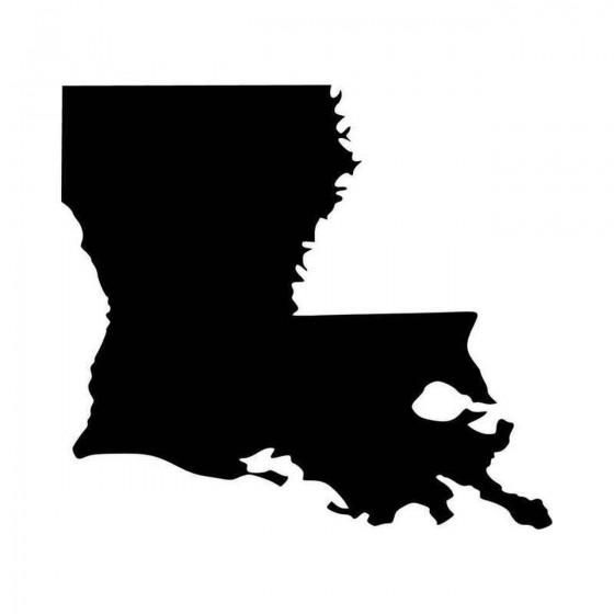 Louisiana La State Vinyl...