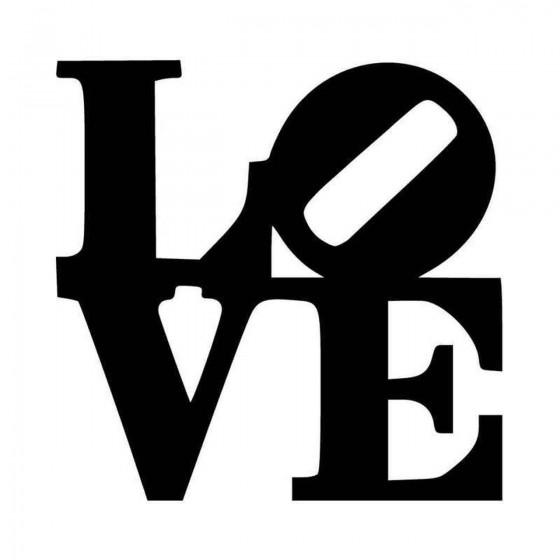 Love Park Philly Vinyl...