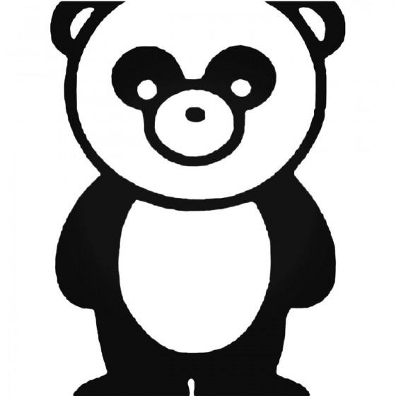 Mad Drift Panda Jdm Decal...