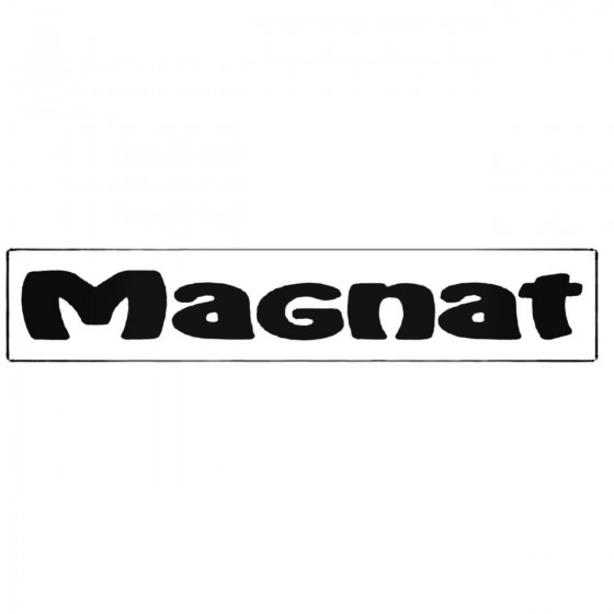 Magnat Audio Windshield...