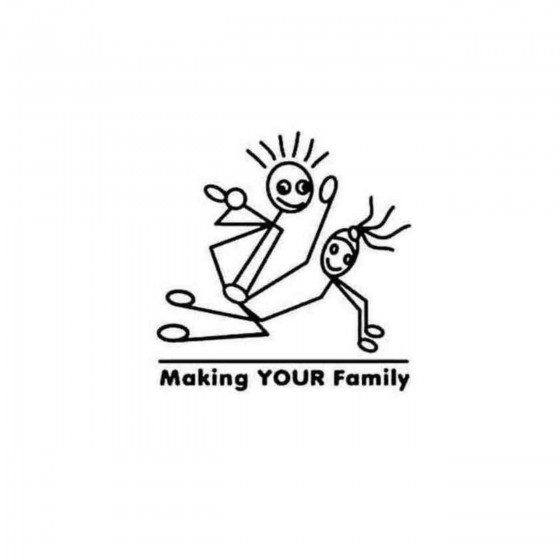 Making Your Stick Family...
