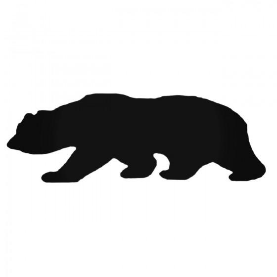 Marin Bear Decal Sticker