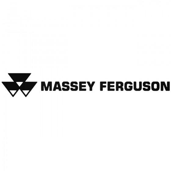 Massey Ferguson 2 Vinyl...