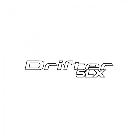 Mazda Drifter Slx Vinyl...