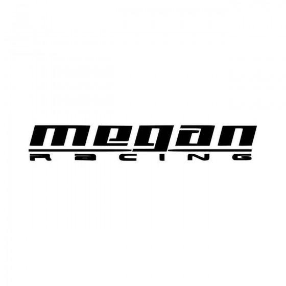 Megan Racing Logo Vinyl...