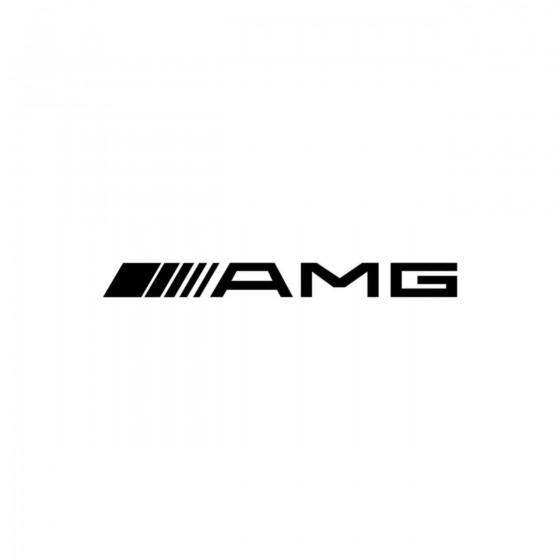 Mercedes Amg Logo Vinyl...