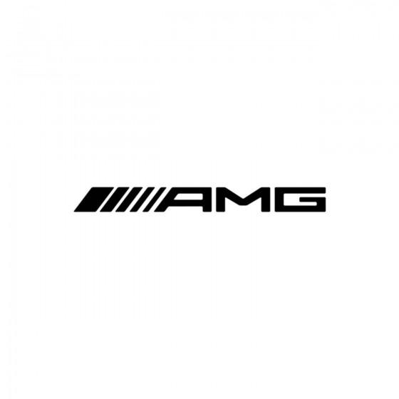 Mercedes Amg Vinyl Decal...