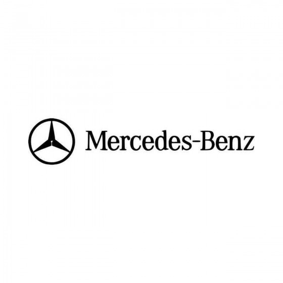 Mercedez Benz Auto Logo...