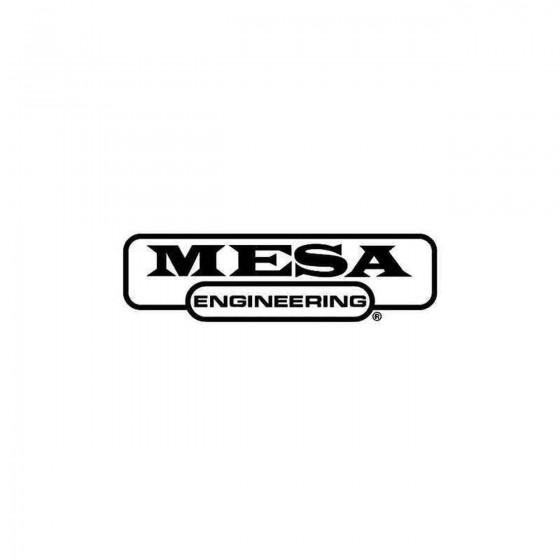 Mesa Engineering Vinyl...