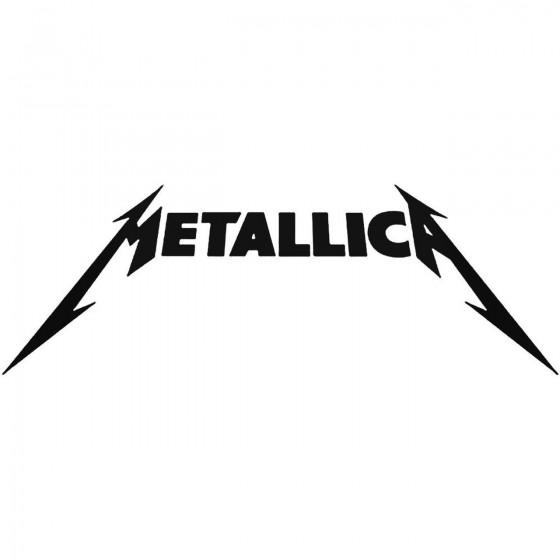 Metallica 06 Decal