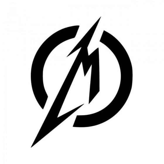 Metallica M Logo Vinyl...
