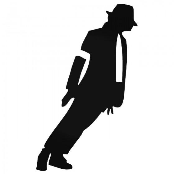 Michael Jackson Lean Decal...