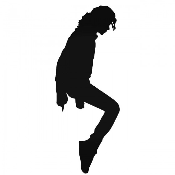 Michael Jackson Toes Decal...