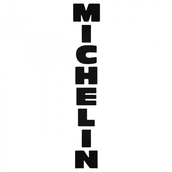 Michelin Fork Decal Sticker