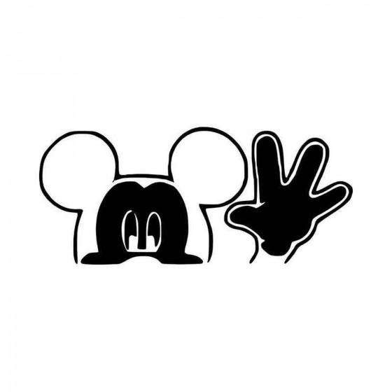 Mickey Mouse Waving Vinyl...