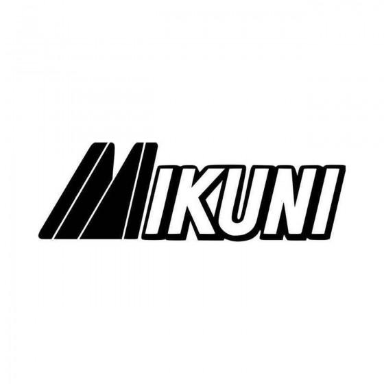 Mikuni Performance S Vinyl...