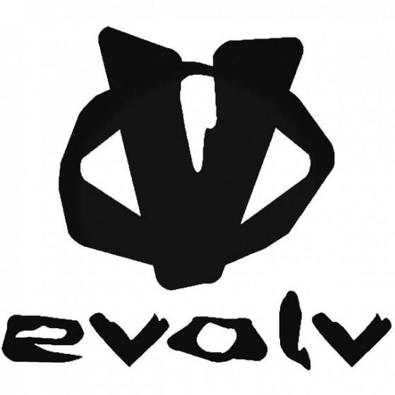 Evolv Decal Sticker