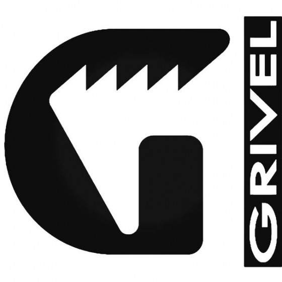 Grivel Decal Sticker