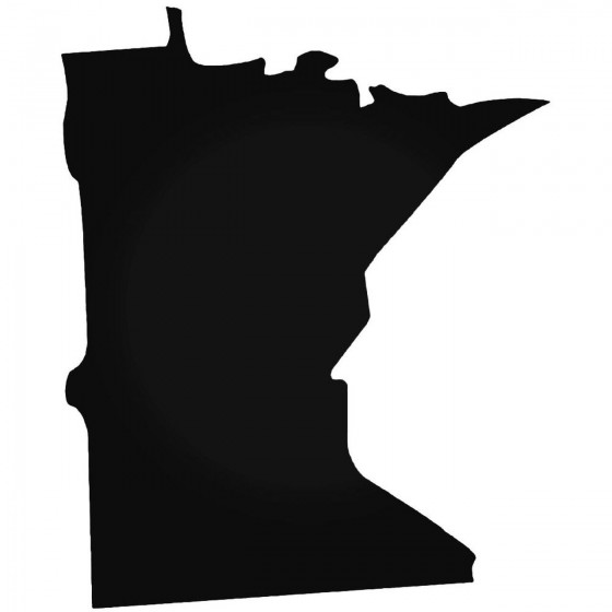 Minnesota Home State Decal...
