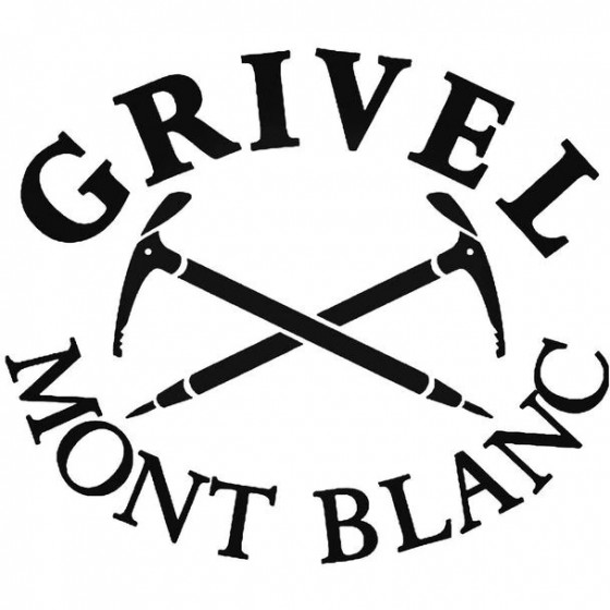 Grivel Mont Blanc Decal...