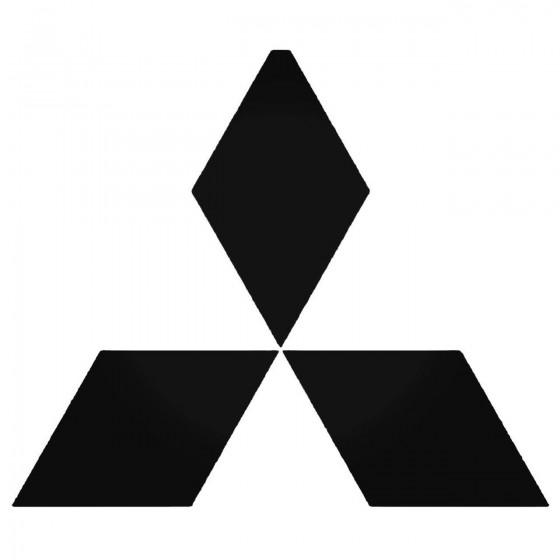 Mitsubishi 2 Decal Sticker