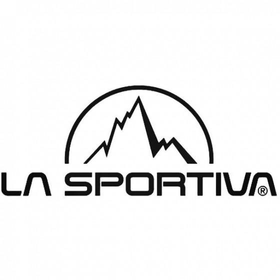 La Sportiva Decal Sticker